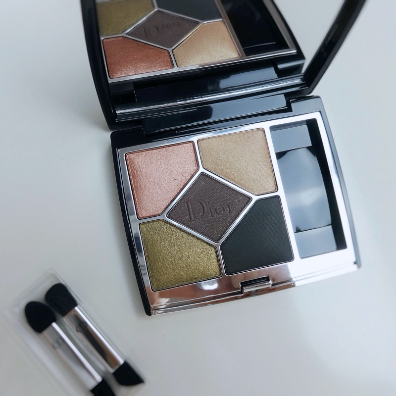 Dior 5 Couleurs 579 Jungle review swatches