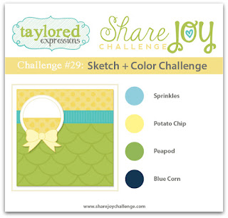 Share Joy Challenge 29 by Taylored Expressions