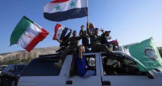 إيران تتخلى عن الأسد وتبدأ بسحب جنودها من سوريا