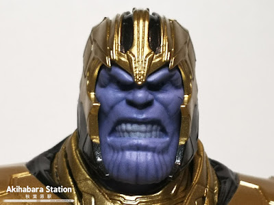 Review del S.H.Figuarts Thanos de Avengers: Endgame - Tamashii Nations