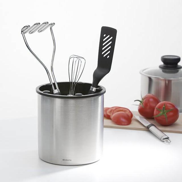 Come scegliere i piccoli oggetti per una cucina di design