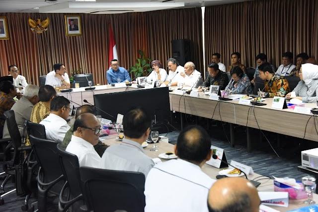 Pembangunan Proyek Kereta Cepat Jakarta-Bandung Capai 36,01 Persen