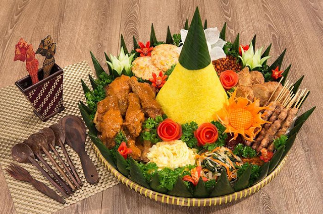 Pesan Nasi Tumpeng di Jakarta Barat dengan Berbagai Varian