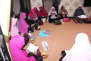 Majelis Al-Kahfi Khusus Santriwati Bersama Ustadz Zainal Abidin Muhja 20190322