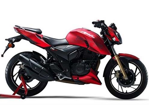 TVS Apache RTR 200 4V Review and Price
