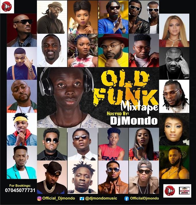 [Mixtape] Djmondo - Old Funk