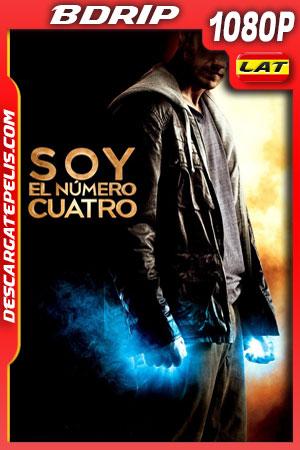 Soy el numero cuatro (2011) 1080p BDrip Latino – Ingles