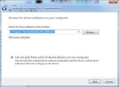 Cara Mengaktifkan Mouse Internal yang Sudah di Disable - Computer