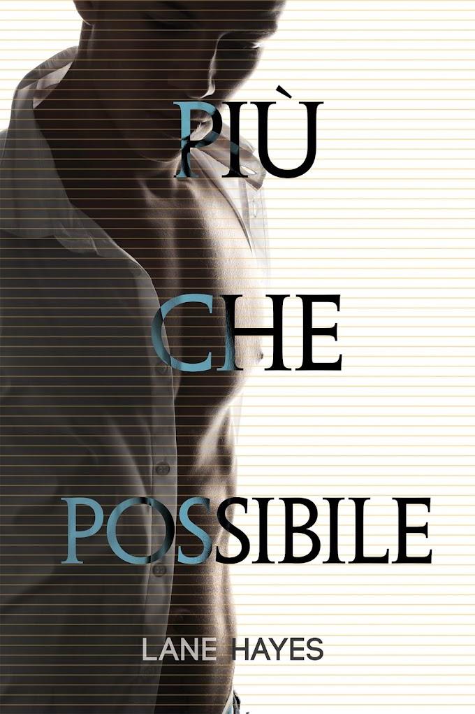 """Recensione: """"Più che possibile"""" (Serie Più che... #2) di Lane Hayes"""