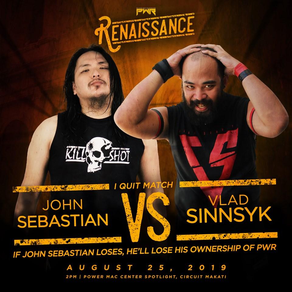 PWR Renaissance Predictions: John Sebastian vs. Vlad Sinnsyk