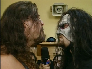 WWF / WWE - In Your House 5: Undertaker and Diesel began their rivalry at the show