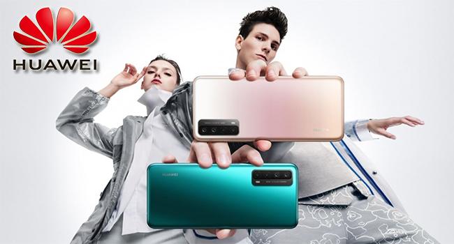 هاتف جديد من هواوي Huawei Y7a ببطارية قوية وسعر مميز!!