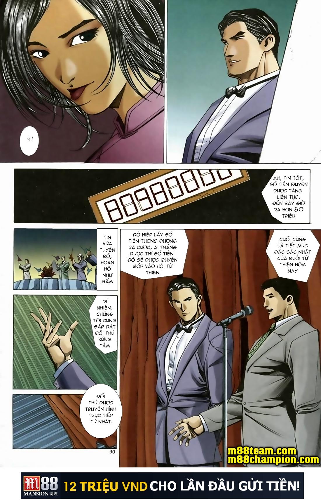 Đổ Hiệp Truyền Kỳ chap 1 - Trang 29