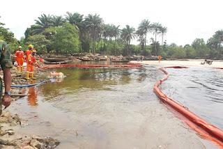 Ogoni Land Clean Up