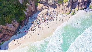 15 bãi biển đẹp mê mẩn nhìn từ trên cao - Ảnh 7