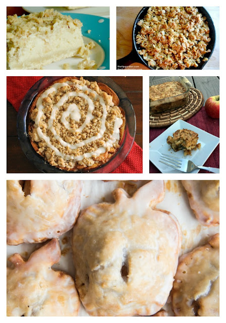 23 Family Favorite Apple Recipes - Sweet Apple Treats #Celebrate365