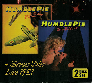 Humble Pie's On To Victory/Go For the Throat