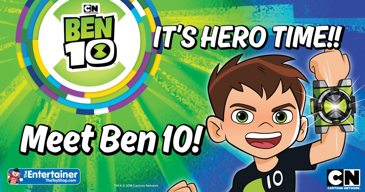 Ben 10 Reboot Season 3 Omnitrix Revealed!