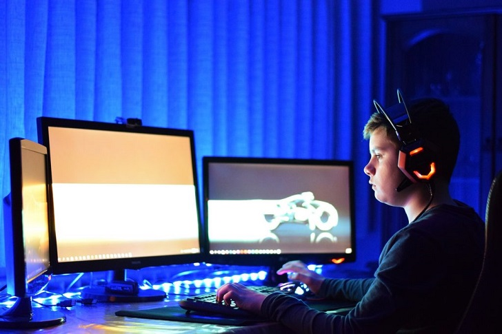 Video games improve memory