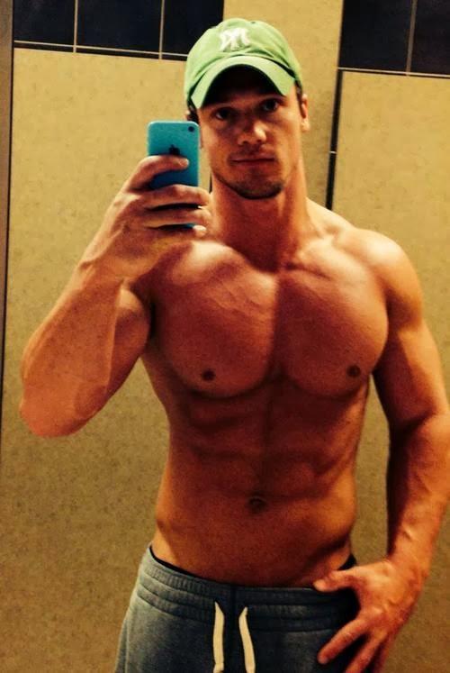 Natural muscle gay tumblr
