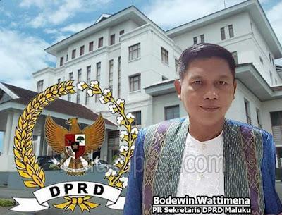 """Ambon, Malukupost.com - Sebagian anggota DPRD Provinsi Maluku saat ini masih memproses pembuatan Laporan Harta Kekayaan Penyelenggara Negara (LHKPN) untuk disampaikan ke Komisi Pemberantasan Korupsi (KPK).    """"Sampai dengan saat ini baru sekitar 20 dari 45 anggota DPRD Provinsi Maluku yang melaporkan LHKPN ke KPK,"""" kata Pelaksana Tugas Sekretaris DPRD Provinsi Maluku Bodewin Wattimena di Ambon, Sabtu (18/5)."""