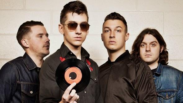 Daftar 15 Lagu Terbaik Arctic Monkeys