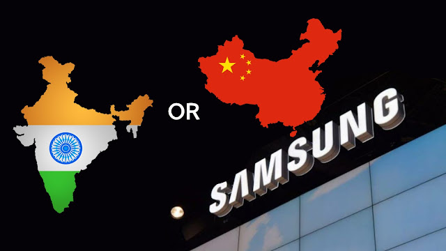 Is Samsung Indian company or Chinese
