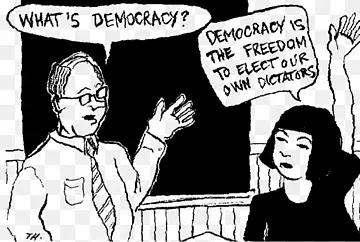 Demokrasi Liberal Kedua di Indonesia
