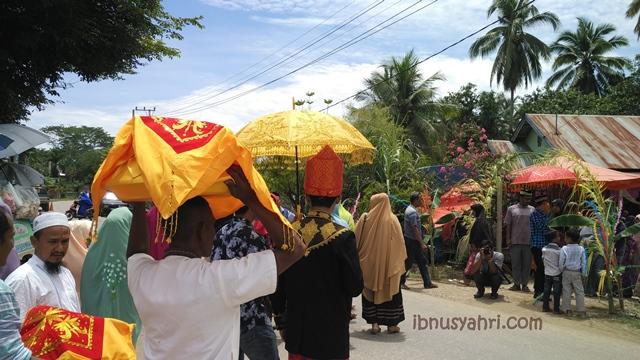 Intat Linto, Saat Kebahagiaan Bukan Hanya Milik Pengantin