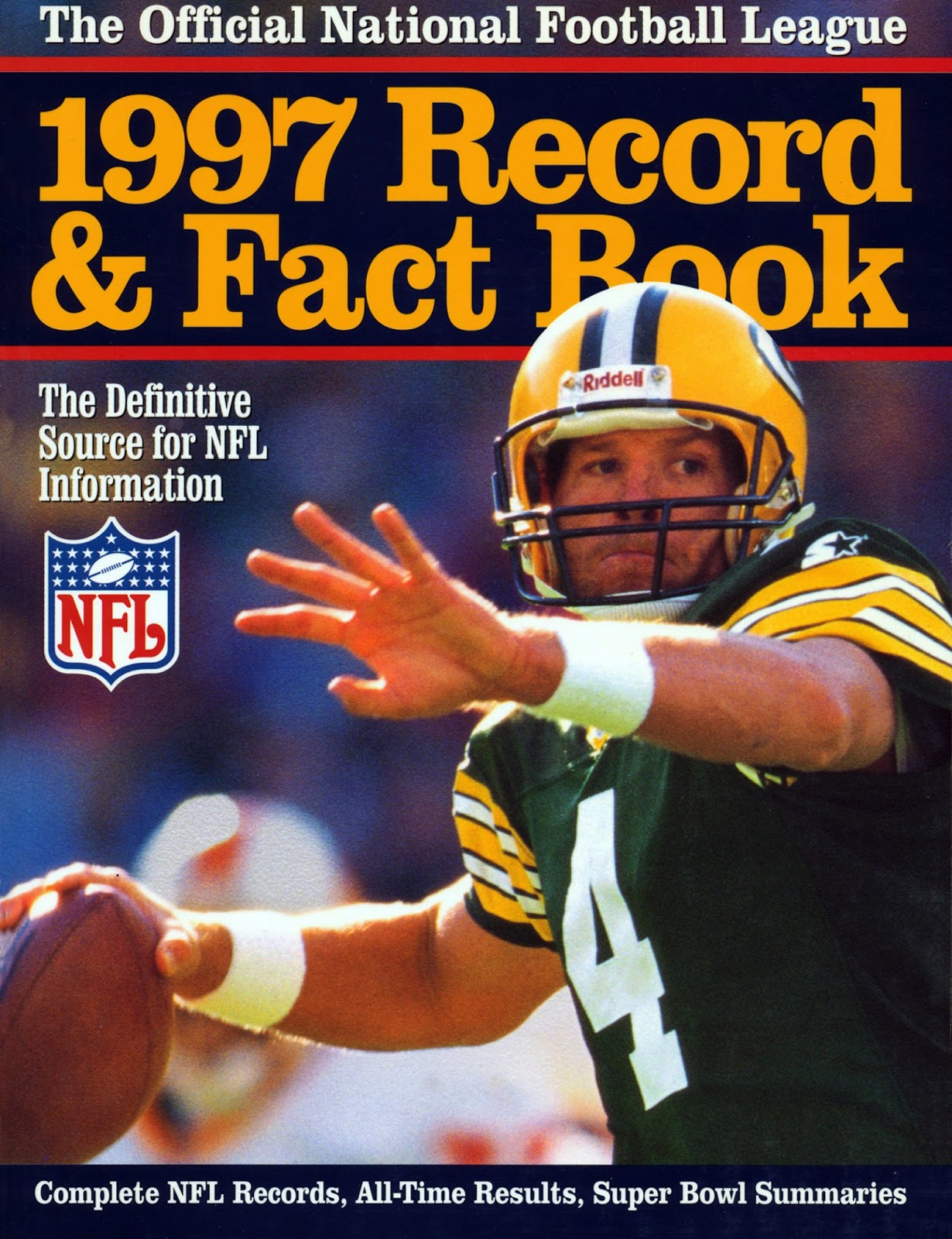 PACKERVILLE, U.S.A.: NFL Record  Fact Book 1997