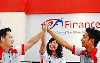 Lowongan Kerja Toyota Astra Finance