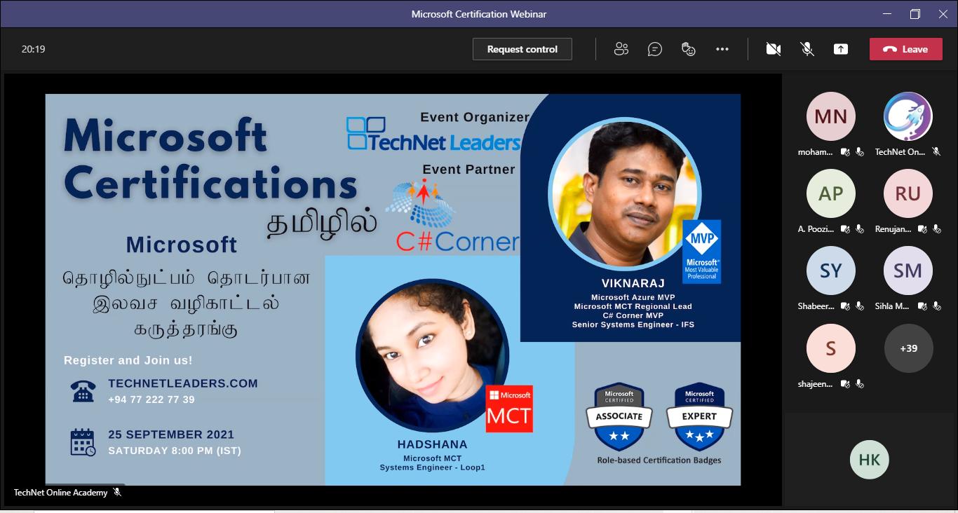 Microsoft Certifications Path