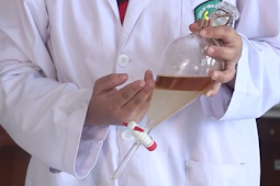 10 Cara Pemurnian Minyak Nabati (Teknik Kimia)