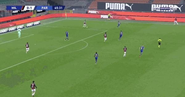 مشاهدة مباراة ميلان وبارما بث مباشر اليوم 13-12-2020 الدوري الايطالي الشوط الثاني