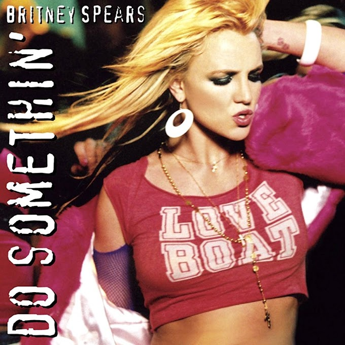 Britney Spears - Do Somethin' (DJ Monk Dub) (Unreleased)