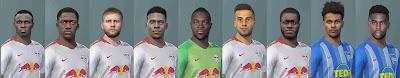 PES 2019 PESGalaxy 2019 Bundesliga Faces Addon  by xTC0