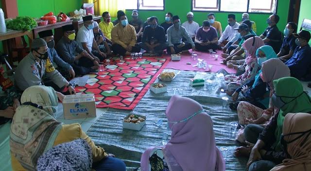 Jelang Ramadhan, Kelurahan Jakamulya Gelar Tradisi Ruwahan