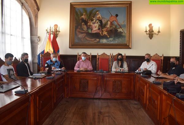 Santa Cruz de La Palma ultima las medidas de seguridad previstas en la Urban Night