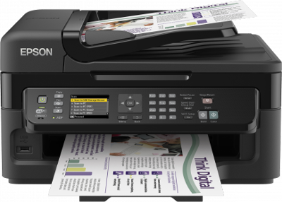 When printing documents in that place is disagreement betwixt exam reports as well as buyer opinions Epson WorkForce WF-2540WF Driver Download