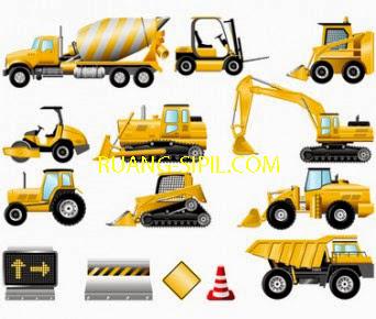 Macam-Macam Alat Berat yang Sangat Membantu dalam Pekerjaan Proyek Konstruksi