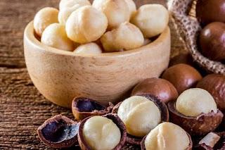 Thành phần Dinh dưỡng của Hạt Macca