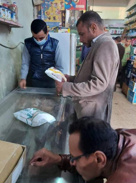 شبح سوهاج يشن حملة على الذبح خارج السلخانات فى قرى مركز سوهاج