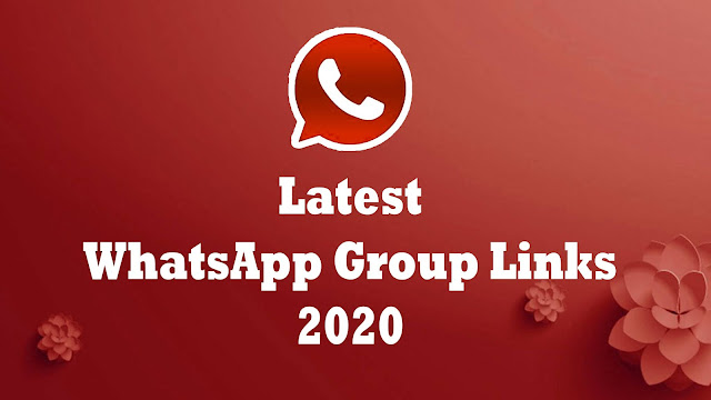 New WhatsApp Group Links 2020 Images