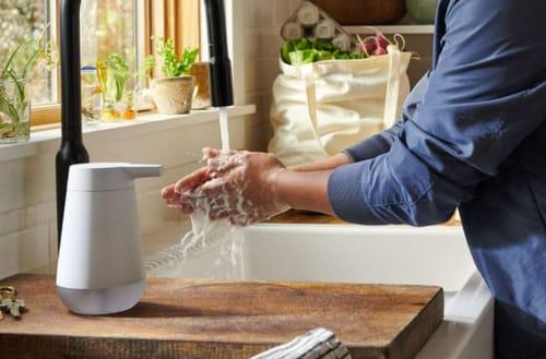 Amazon launched a $55 smart soap dispenser