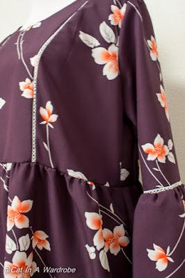 Auberley Dress by Blank Slate Patterns