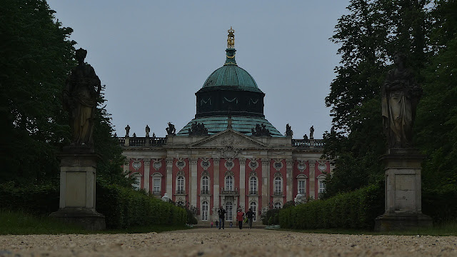 Park Sanssouci - New Palace