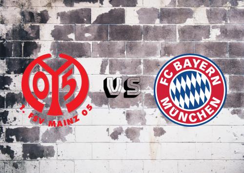 Mainz 05 vs Bayern München  Resumen y Partido Completo