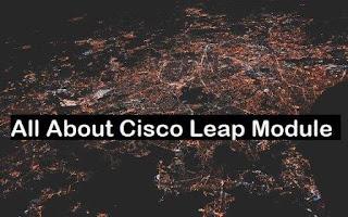 Cisco PEAP Module.