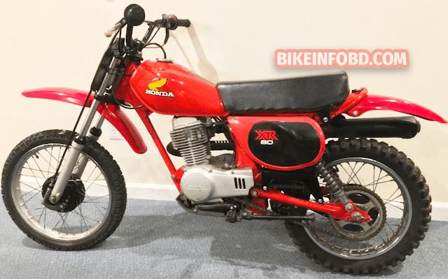 1980 Honda XR80