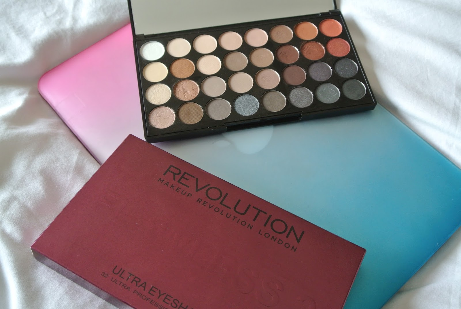 Makeup revolution flawless 2 review